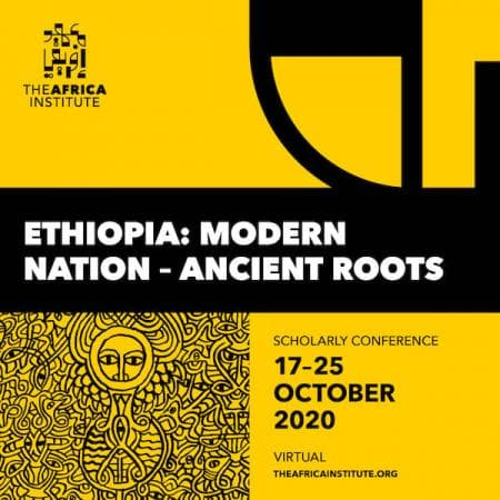 Ethiopia: Modern Nation – Ancient Roots October 17-20, 2020